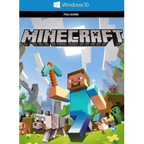 Minecraft For Windows 10 Pc Cod Key Completo Original Onlin