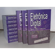 10 Un Eletrônica Digital: Curso Prático Exer. Capa Mole