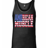 Camiseta Masculina American Muscle