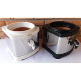Suporte Inox P Galão De 20 Ou 10 Litros Agua Cuba Cerâmica
