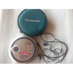 Discman Panasonic Sl-sx320 -original-funciona-leia Descrição