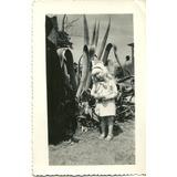Ix Chaco Villa Angela 1938 Bizarro Albina Antigua Foto