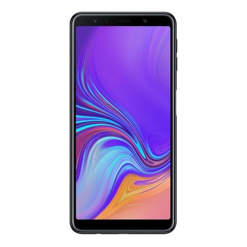 Samsung Galaxy A7 (2018) Dual SIM 64 GB Preto 4 GB RAM