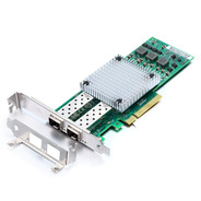 Placa De Rede Dual 10gb Bcm 57810s Mikrotik Ñ Kjyd8 X520-da2
