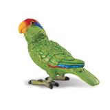 Loro De Amazonas Réplica Aves Safari Ltd - Giro Didáctico
