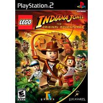 Lego Indiana Jones The Adventures Frete Grátis Play2