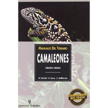 Libro Camaleones Editorial Hispano Europea