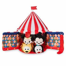Disney Tsum Tsum Circo Mickey Mouse Micro Peluches 2017