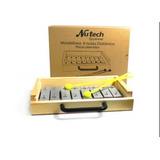 Metalofono Madera Nutech 8 Notas/ Portaequipajes