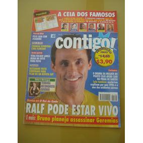 Revista Contigo Vera Fischer Fafá De Belem Alexandre Frota