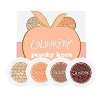 Colourpop Peachy Keen Cuarteto De Sombras