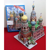 Church Of The Savior On The Spilled Blood, Rompecabezas 3d