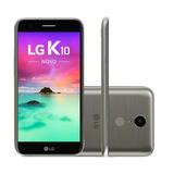 975dfa0ac9d Capa Lg K10 Titanio - Celulares e Telefones no Mercado Livre Brasil