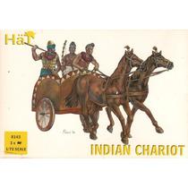 Hät 8143 Figuras Soldados Indianos 3x Set Carroça 1/72 Novo