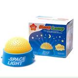 Lampara De Noche Para Bebés Space Light