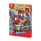 Super Mario Odissey Switch + Traveler
