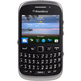 Blackberry Curve 9310 Negro Recta Talk Smartphone