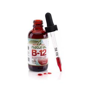 La Vitamina B12 Sublingual - Extra Strength X 60 Gotas De Lí
