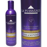Shampoo Matizador Violeta Silver X 300 Ml  La Puissânce