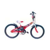 Bicicleta Peretti Max Rodado 20 Cuadro De Aluminio