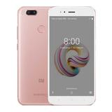 Celular Xiaomi Mi A1 Rose 5.5 4gb 64gb 12mp Dual Sim Nuevo