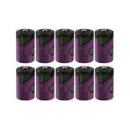 10 X Tadiran Tl-5902 1/2aa 3.6v Battery High Capacity *autho