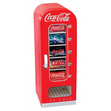 Mini Nevera Retro Coca Cola Dispensador