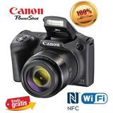 Camara Canon Semiprofesional Sx430 Wifi 20mp 90x Zoom 2018!!