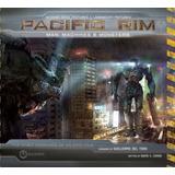 Libro De Arte Titanes Del Pacifico - Pacific Rim Y Mas! *sk