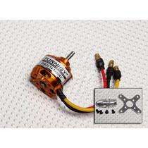 Motor Eletrico D2822/14 Brushless Outrunner 1450 Kv