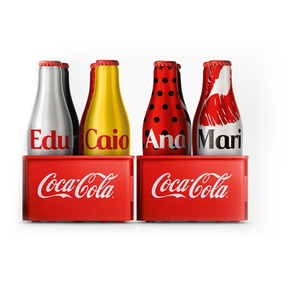 Mini Garrafinha Da Galera Coca Cola Personalizada