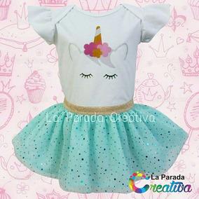 Conjuntos Faldas Tutu Para Niñas Personalizados A La Moda