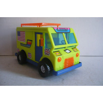 Camioneta Van - Camioncito D Juguete - Vanette Camion Escala