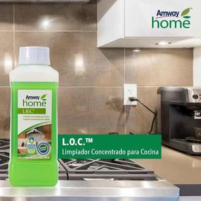 Paquete Limpieza Cocina Amway Home/sin Cochambre