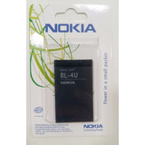 Bateria Original Bl-4u Nokia Asha 300 305 501 Pronta Entrega