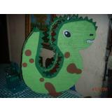 Piñatas Entamborada De Dinosaurio