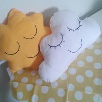 Cojines Decorativos Para Bebé Cuna, Moises , Corral