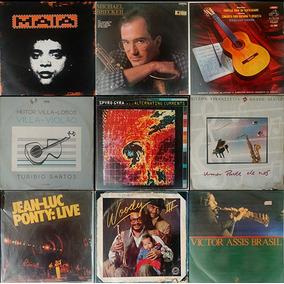 Lp Vinil Kit - 25 Discos - Maia, Piano...