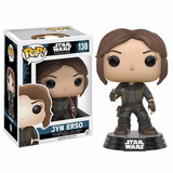 Funko Pop Jin Erso Rogue One - Star Wars Original