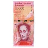 Venezuela Billete 20000 Bolivares 2016 P# Nuevo - Argentvs