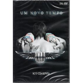Kit Cd+dvd Klb - Um Novo Tempo