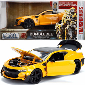 Jada 1:24 Metals Transformers Bumblebee Chevy Camaro
