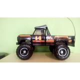 Camioneta Antigua Tonka De Lamina Ranger 4×4 Monster Troca