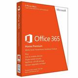 Office 365 Home Premium X5 Usuarios X 1año