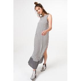 Vestido Stripe Duo - Desiderata Oficial