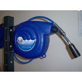 Enrollador De Manguera Automatico 12mts// Calzetta