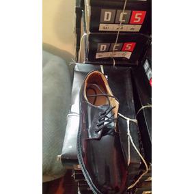 Zapatos Patente