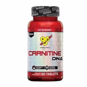 Bsn Carnitine Dna X 60 Cap. Transformá La Grasa En Energía!!