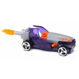 Hot Wheels/mega Bloks/ Nitro Blaster-refuerzo De Nitro.