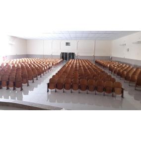 Poltronas E Cadeiras Para Igrejas E Auditório